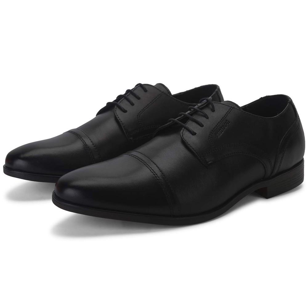 Red Tape Formal Shoes for Men, RTE2101, Black