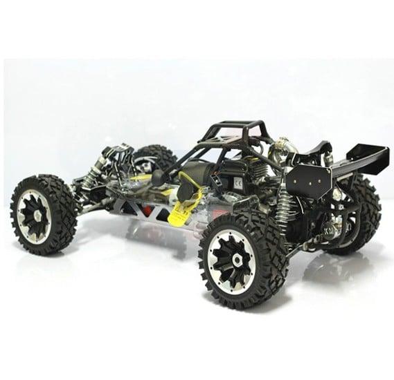 King Motor RTR RC Car - Dark Night