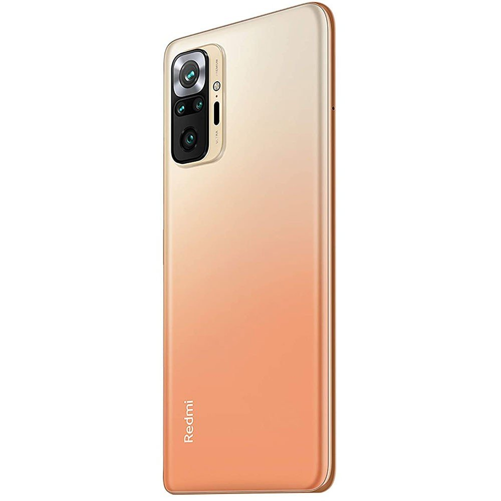 Xiaomi Redmi Note 10 Pro Dual SIM Gradient Bronze 6GB RAM 128GB Storage 4G LTE