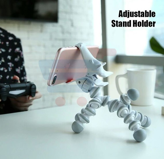 Zooni 3D Cartoon Horse Shape 360 Degree Mobile Phone Holder, With Display Support Flexible Stand