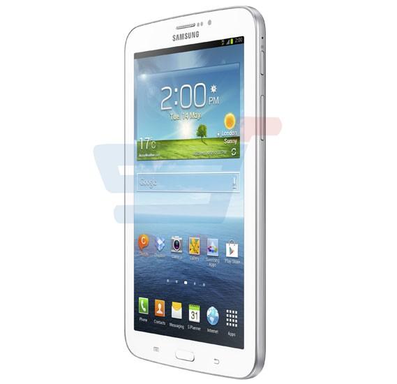 Samsung Galaxy Tab 3 Lite SM T113, 7 Inch Tablet, 3G, Android, 8GB Storage, 1GBRAM, Quad-core 1.3 GHz, Camera, WiFi - White