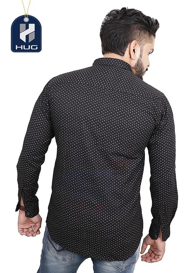 HUG Mens Casual Shirts Size M - FBL0113