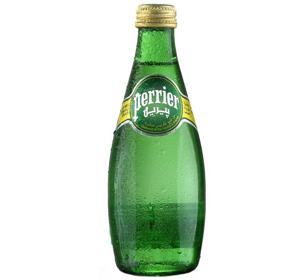 Perrier Water Regular 330 ml x 4 pcs Special Offer