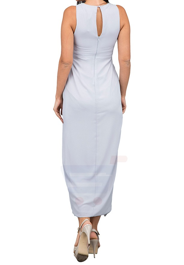 TFNC London Dixie Maxi Dress Grey - CTT 23370 - XL