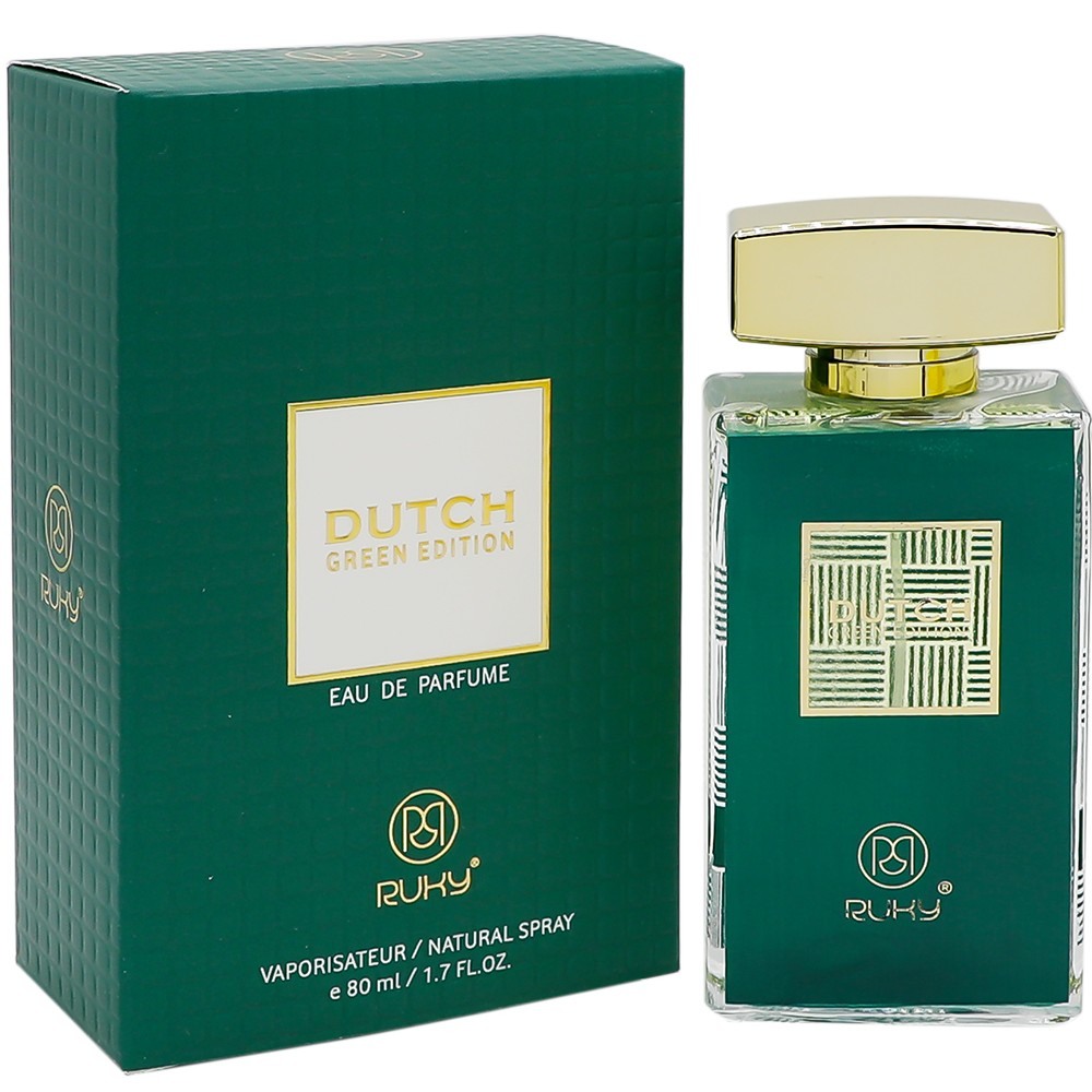 Ruky  Dutch Green Edition Perfume 80 ml