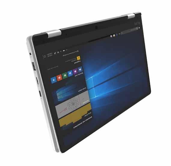 i-life ZedNote Prime, Intel Celeron, 11.6 inch 2GB RAM, 32 GB Storage 4000mAh Battery Windows 10,Silver