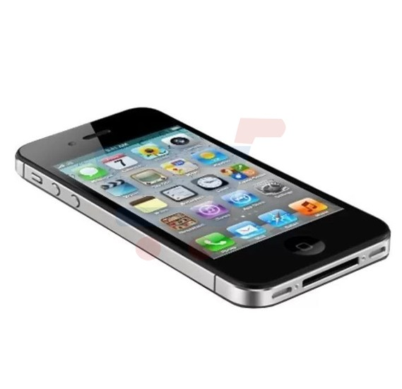 Apple iPhone 4S Smart Phone, 16GB, 3G,3.5inch, iOS 5, Dual Camera, WiFi - Black