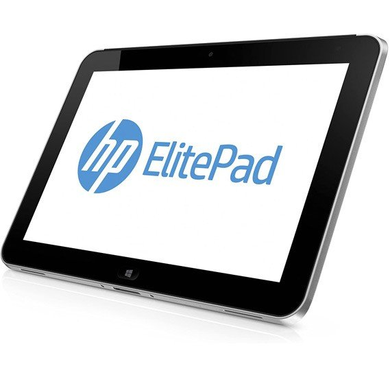 HP ElitePad 900 G1 10.1 Inch Tablet, 2GB RAM 64GB Storage, Silver -Refurbished