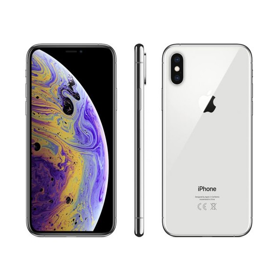 Apple Iphone Xs Max 64Gb With Facetime -  Silver