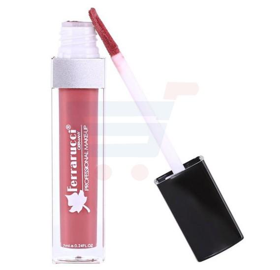 Ferrarucci Matte Long Lasting Lip Gloss 7ml, FLC09
