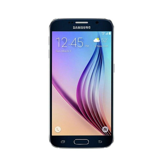Samsung Galaxy S6 3GB, 32GB 4G LTE, Black- Refurbished