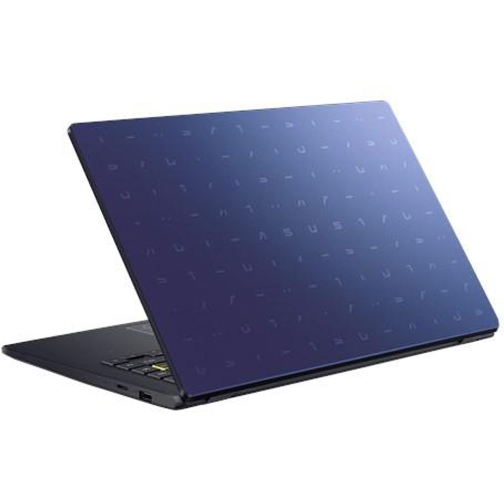 Asus E410MA 14.0 Inch FHD Intel Celeron N4020 1.10 Ghz Processor 4GB RAM 256GB SSD Storage Intel HD Graphics Windows 10