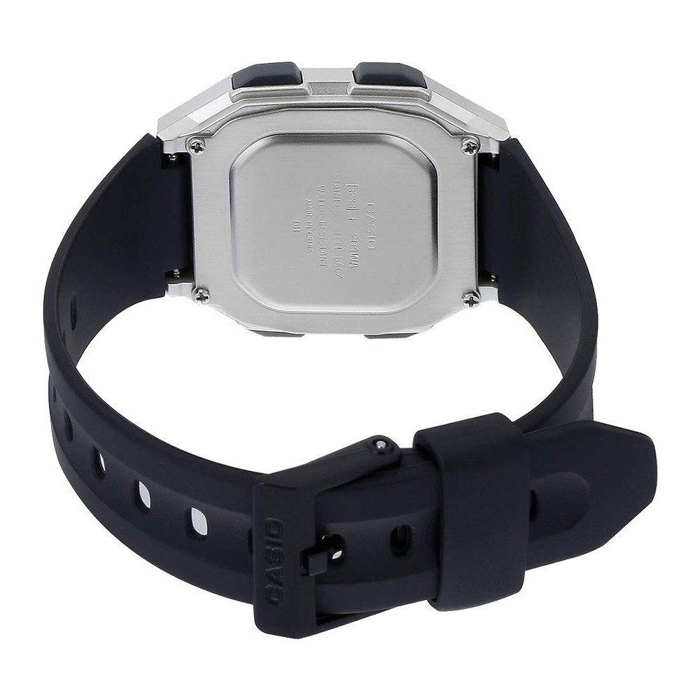 Casio Digital Grey Dial Unisexs Watch ,F-201WAM-7AVDF