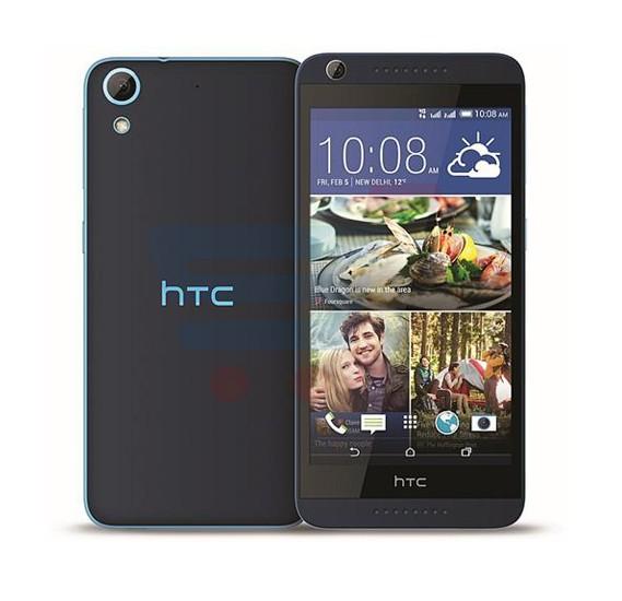 HTC Desire 626 4G Smartphone, Android 4.4, 1.5 GB Ram, 8GB Storage, 5 Inch Display, Black
