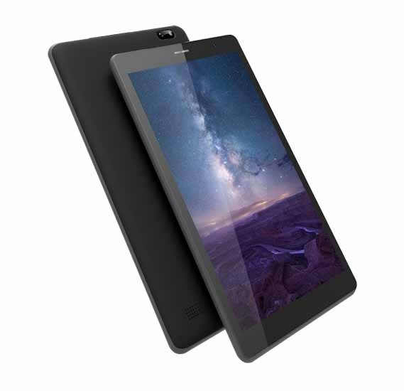 i-life Itell K 3800 8 Inch 2GB RAM, 16GB Storage 4000mah Battery Android 8.1, Black