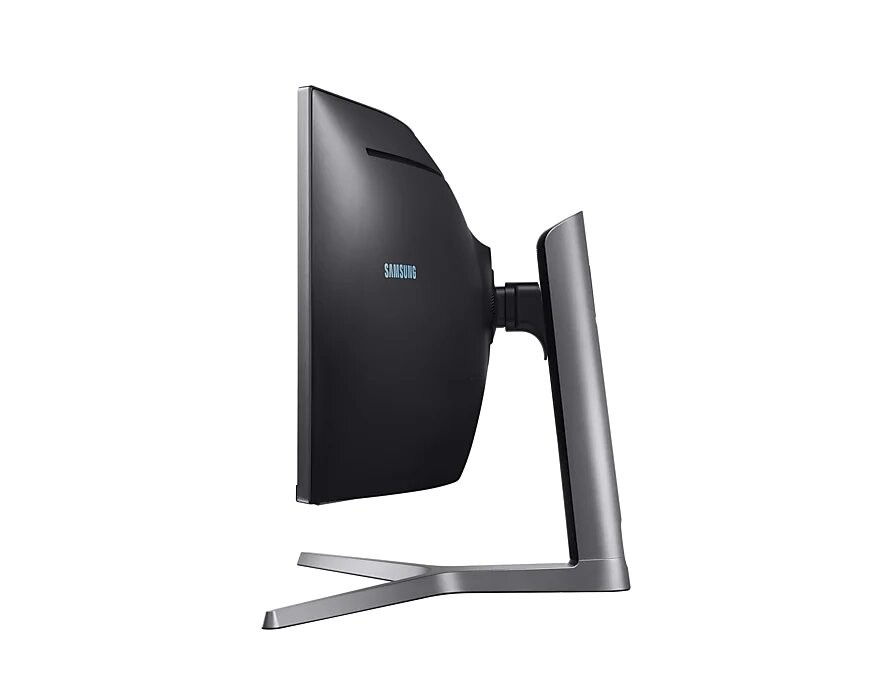 Samsung 49 Inch Curved Monitor with metal Quantum Dot technology