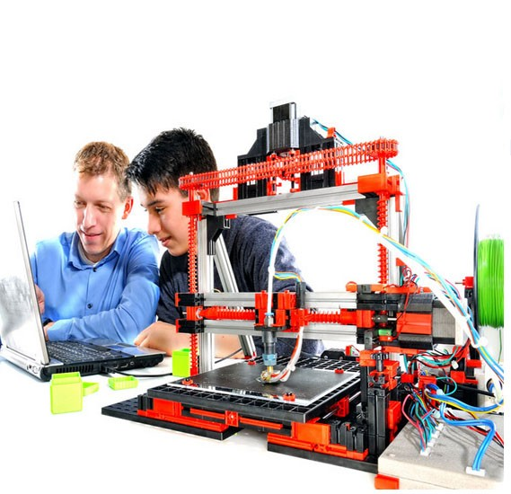 FischerTechnik 3D-Printer Kit, 536624