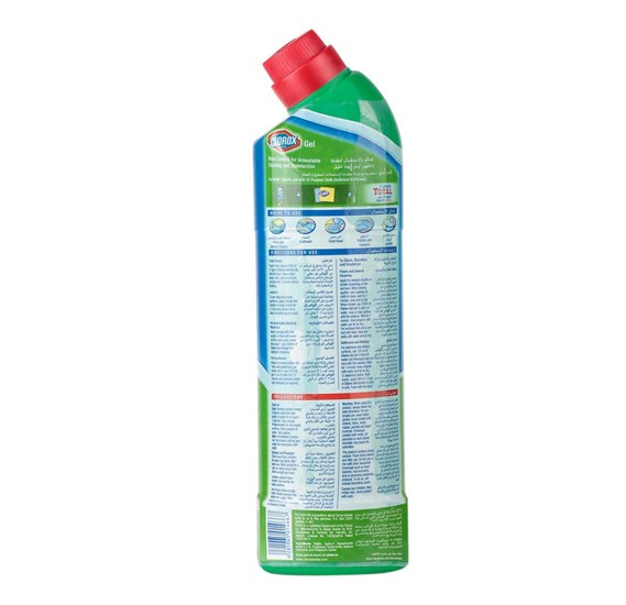 Clorox Gel mint freshness - 750 ml