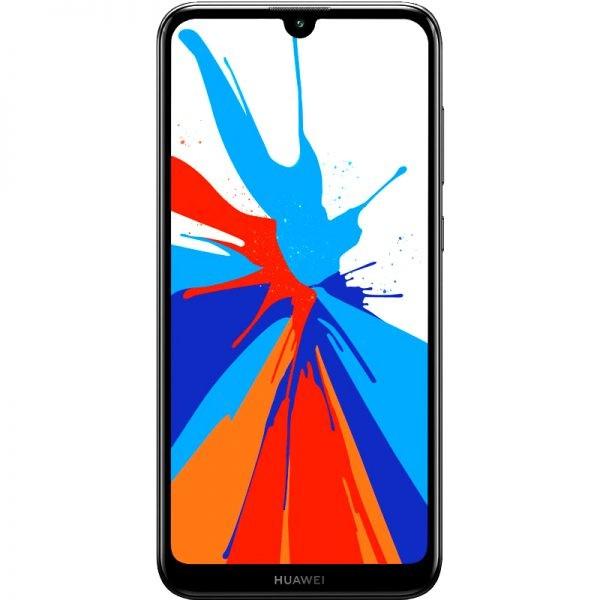 Huawei Y7 Prime 2019 ,32GB 4G Dual Sim - Midnight Black