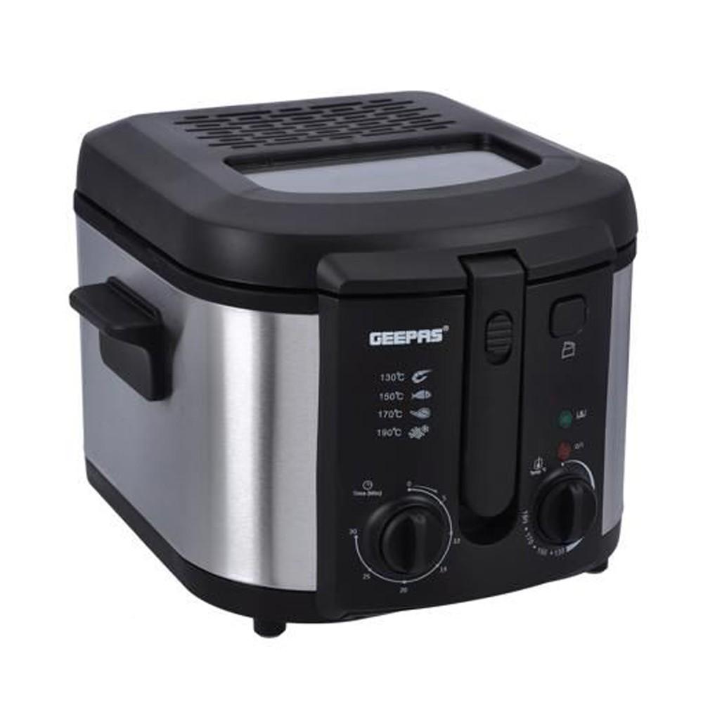 Geepas Deep Fryer 3 L, GDF36014