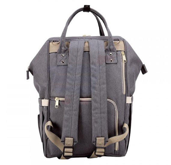 Sunveno Diaper Bag Grey