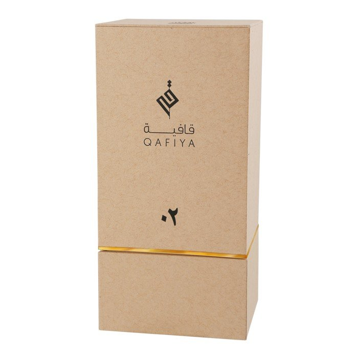 Ajmal Perfume Qafiya 02  Spray 75Ml,Unisex,6293708008292
