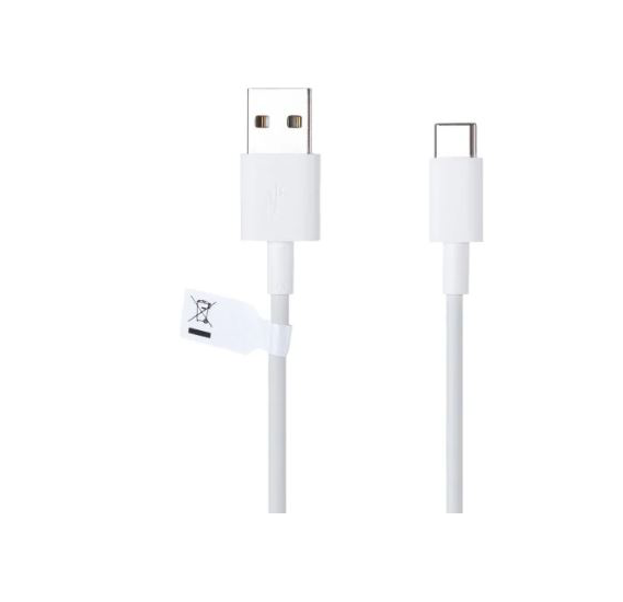 Huawei Type C USB Charging Data Cable (White)