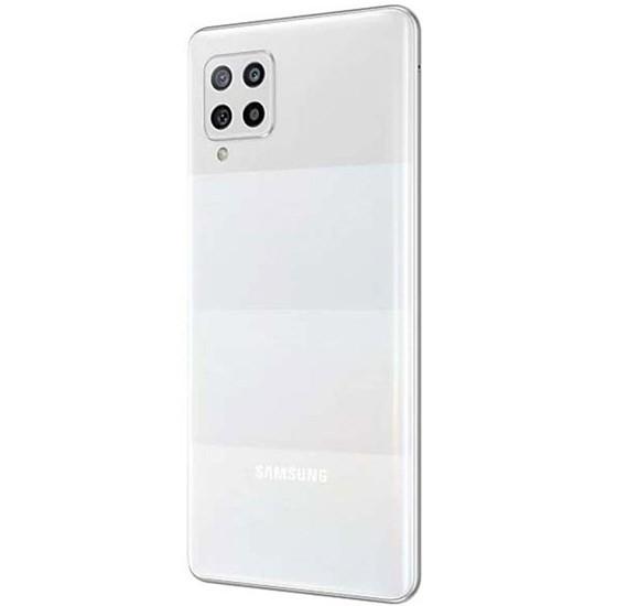 Samsung Galaxy A42 Dual SIM, 4GB RAM 128GB Storage, 5G, White