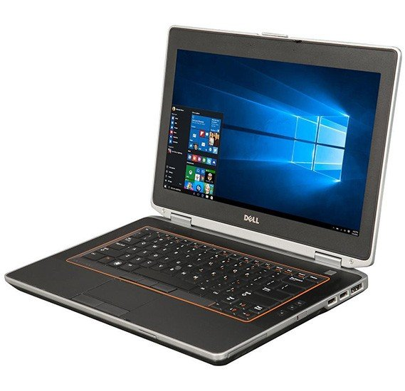 Dell Latitude 6420 -13.3 - Core i5 2520m - Windows 8 - 4 GB Ram - 250 GB HDD Series Space Refurbished