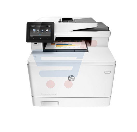 HP Laserjet M477FDW Printer