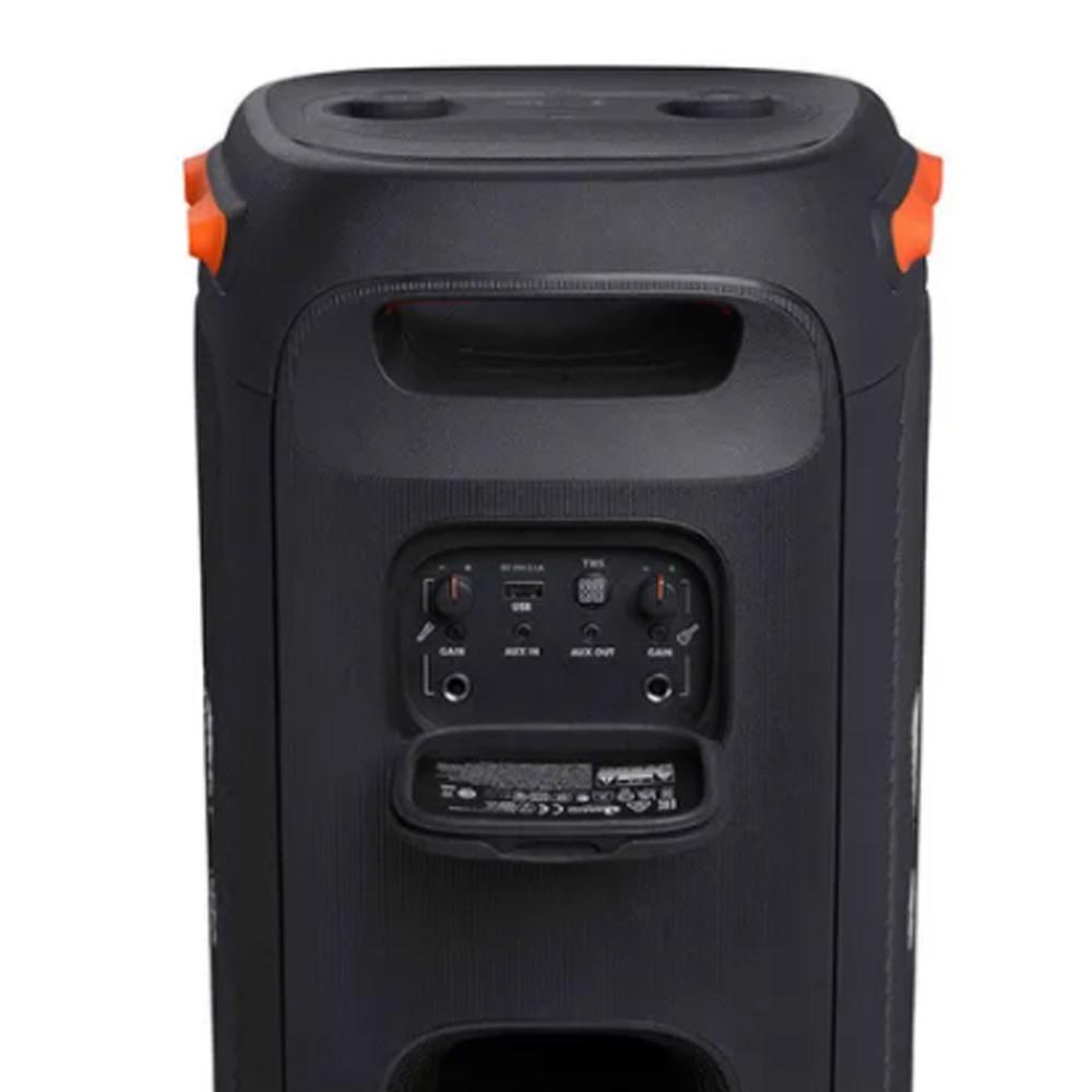 JBL PartyBox 110 Portable Bluetooth Speaker, Black