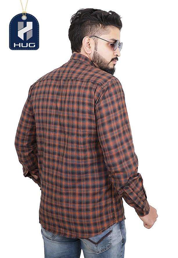 HUG Mens Casual Shirts Size M - MCOR0117