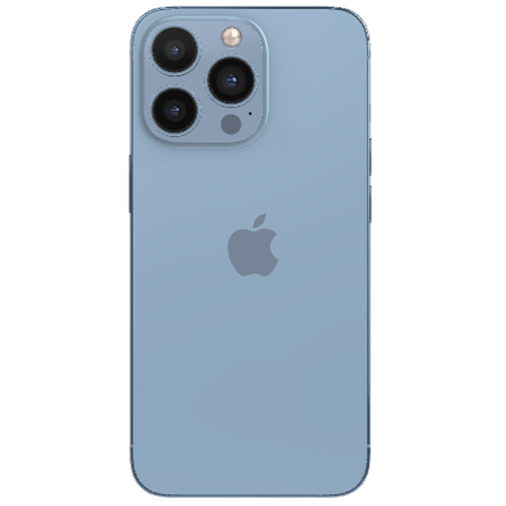 Apple iPhone 13 Pro Sierra Blue 256GB 5G LTE, Middle East Version