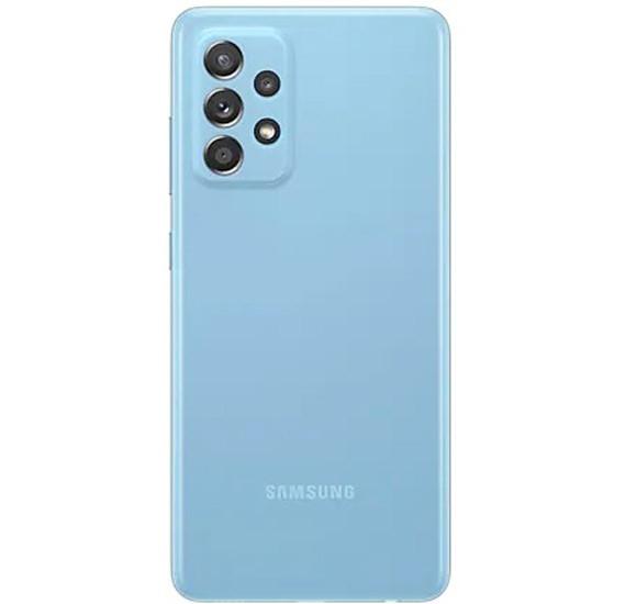 Samsung Galaxy A52 Dual SIM Blue 8GB RAM 128GB Storage 4G LTE