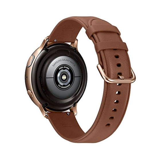 Samsung Galaxy Watch Active 2, 44mm Stainless Steel- Gold