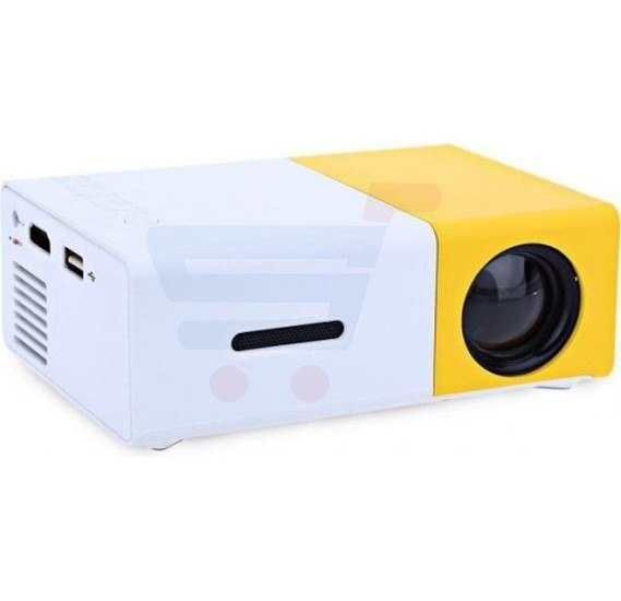 BSNL AP700 LED Projector, With HDMI, AV, USB, SD Card Slot And Remote Control