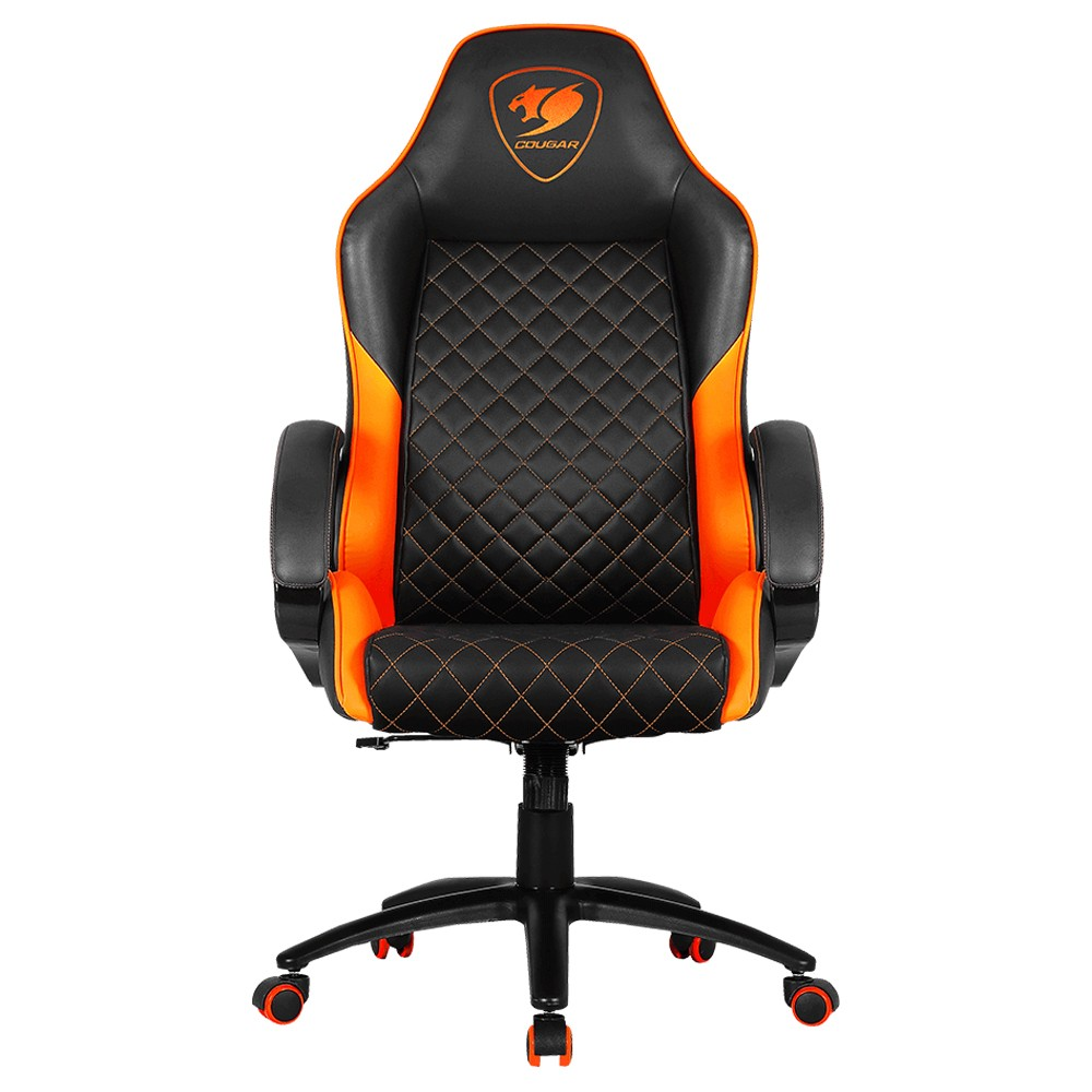 2 In 1 Cougar 120 Gaming Desk And Cougar Fusion High Comfort Gaming Chair Assorted Colour