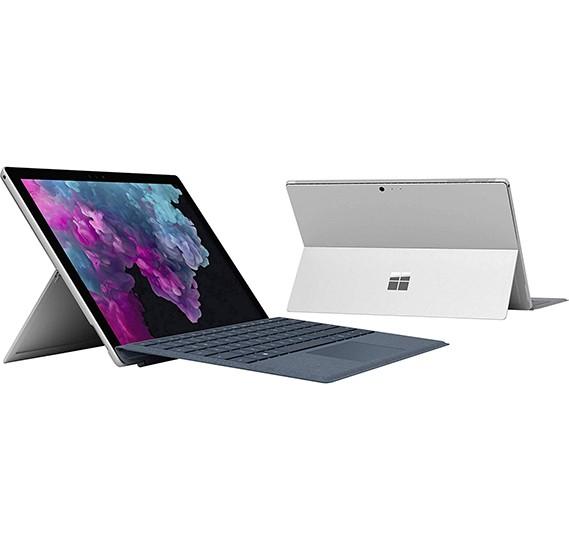 Microsoft Surface Pro 6 (Intel Core i5, 8GB RAM, 256GB) 12.3 Inch Windows 10