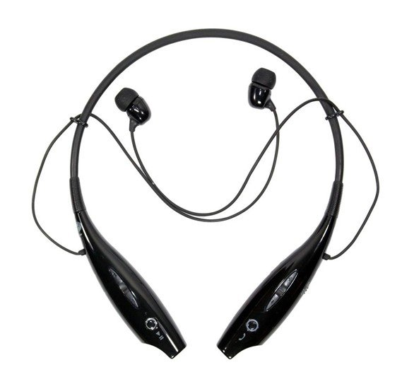 BSNL Bluetooth Headset HBS730, Black