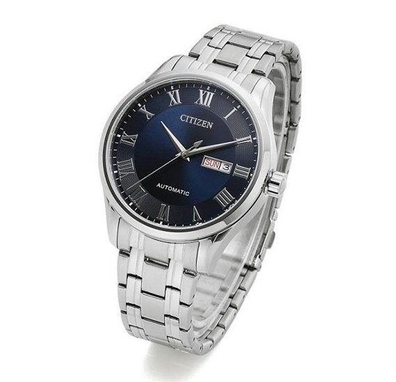 Citizen Automatic Watch with Stainless Steel Bracelet, NH8360-80L