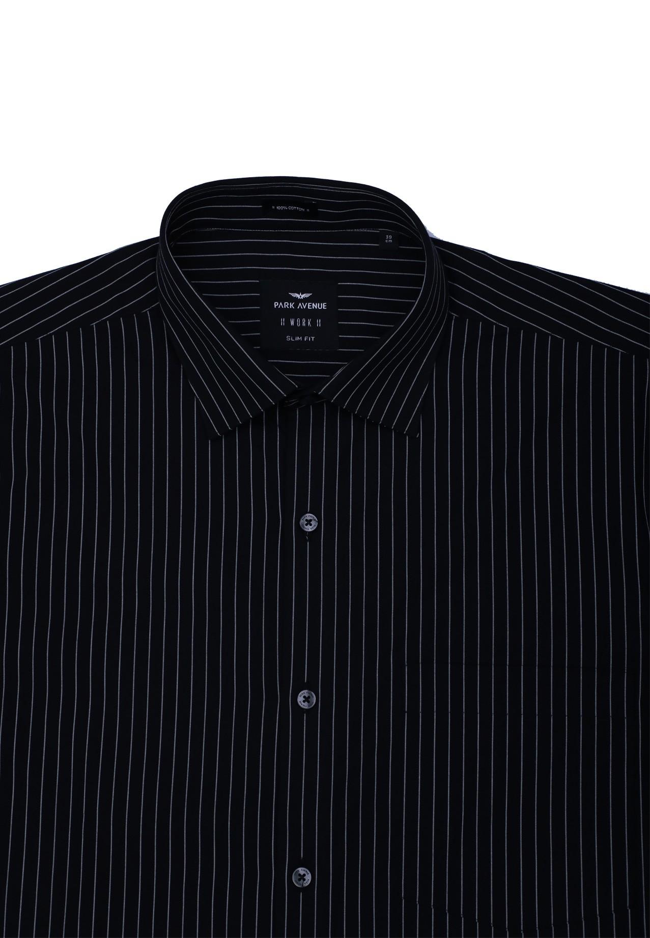 Park Avenue PMSX12282-K8 Mens Shirt, Size 44