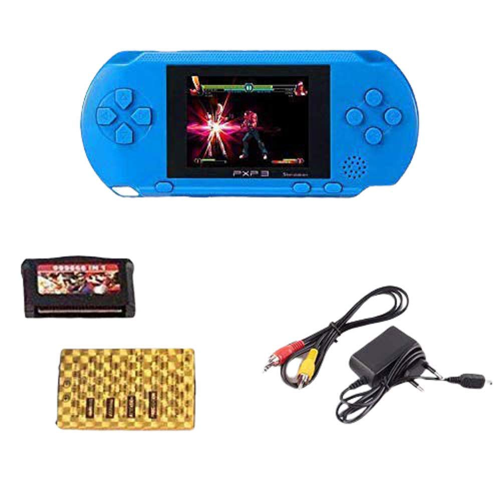 PVP Station Light 3000 Portable Retro Game Console Super Mario with Game Cartridge