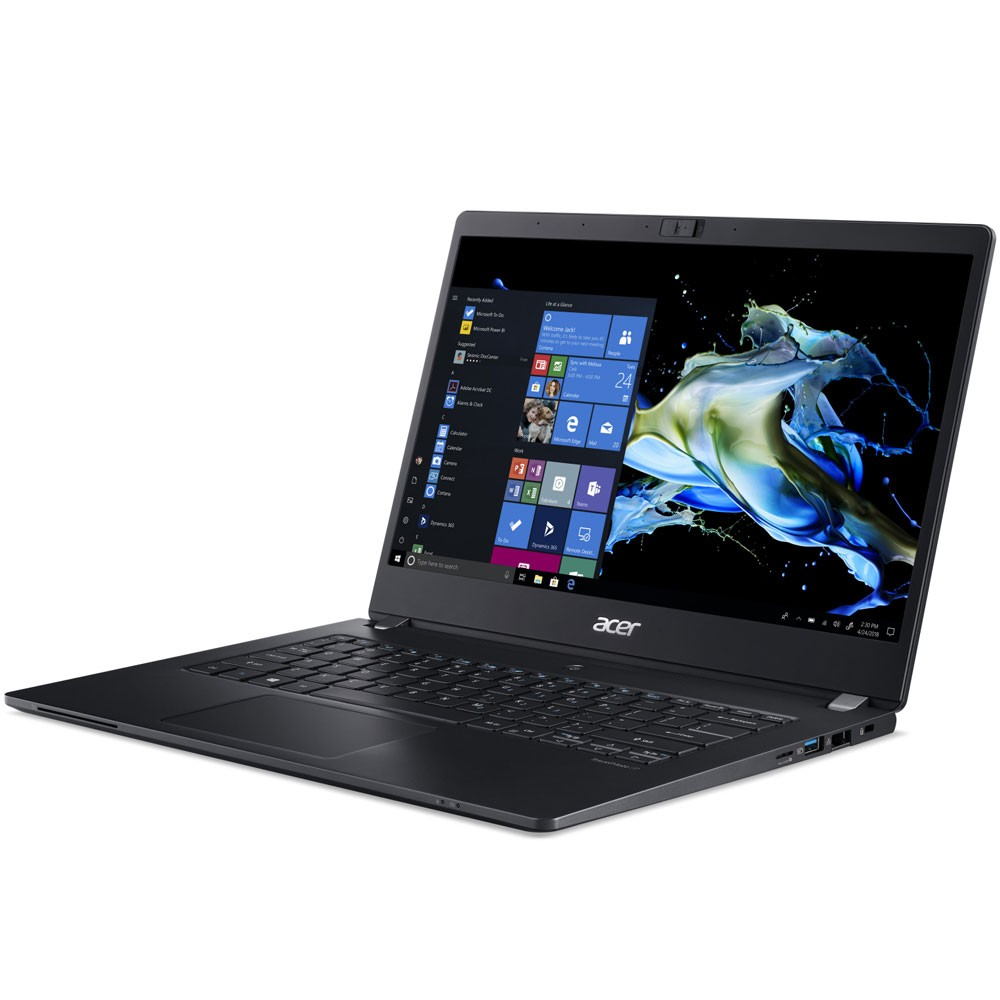 Acer TravelMate P6 Laptop 14 inch Display Intel i7 processor 16GB RAM 512GB SSD Storage Intel Graphics Win10