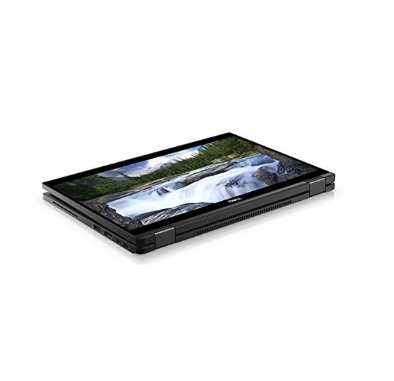 Dell Latitude 7389 2 in 1 Convertible Touch Screen Laptop 7th Generation i7 7600U, 2.8GHz Dual Core, 16GB DDR4, 256GB SSD, English, Windows 10 PRO, 13.3 Inch, Black
