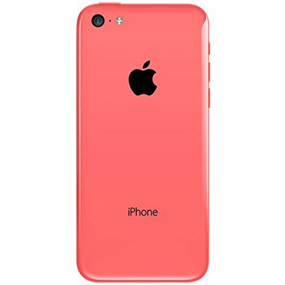Apple iPhone 5C Pink 32GB Storage, Refurbished