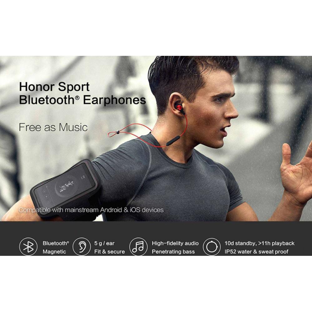 Honor AM61 Bluetooth Sport Headset Black