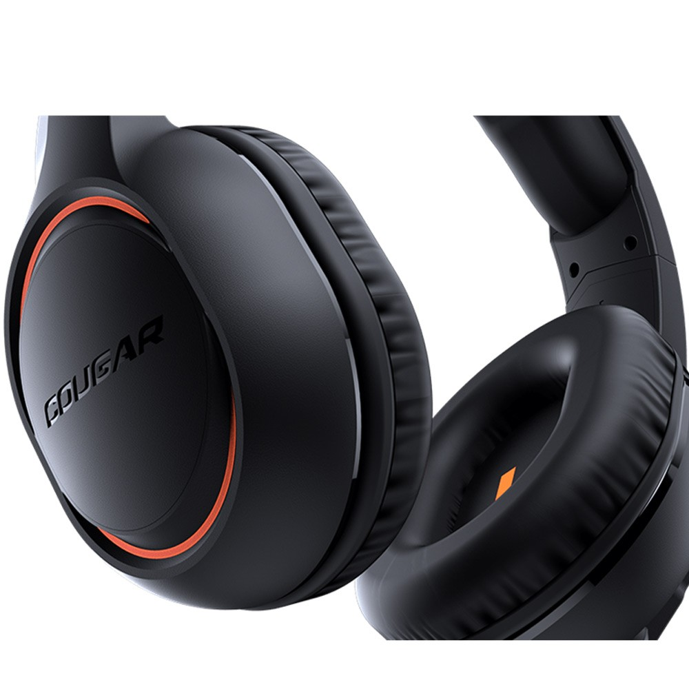 Cougar HX330 Gaming Sound Tunning Headphones, Black