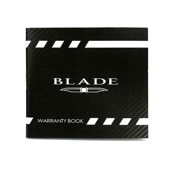 Blade Mens Stainless Steel Analog Wrist Watch 10-3269G-SGY