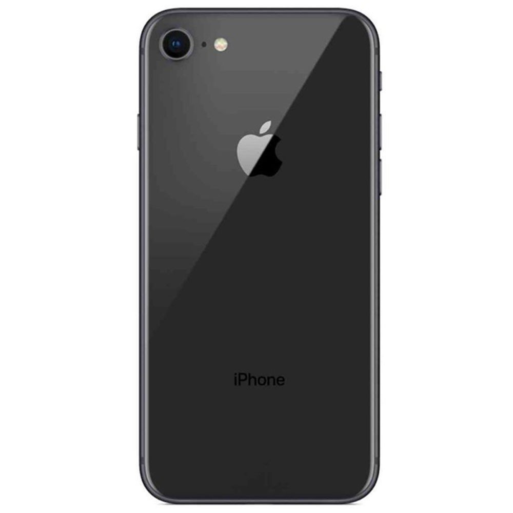 Apple iPhone 8 With FaceTime Space Gray 256GB 4G LTE Renewed- S
