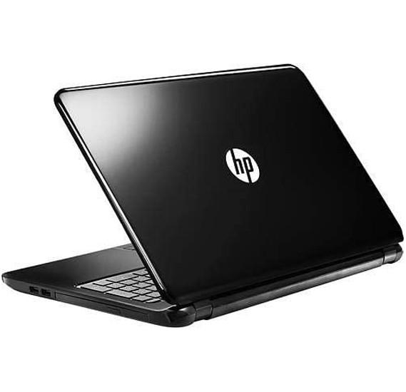 HP 15R Laptop, 15.6 Inch Display, Intel Celeron, 4GB RAM, 500GB Storage DOS, Black